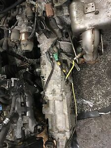 Subaru Legacy 05/09 manual transmission 5speed