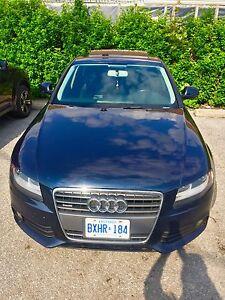 2009 Audi A4 2.T Quattro 169000km