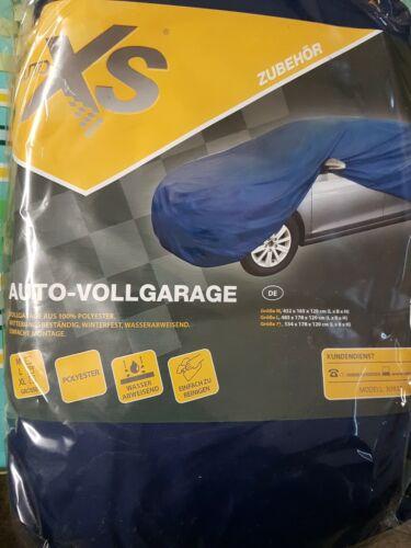 Autoabdeckung L Autogarage Vollgarage Ganzgarage Schutzhülle Car Cover
