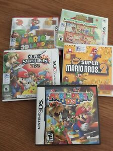 Lot of 3ds/Ds Games