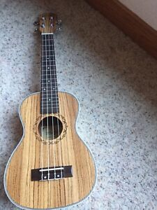 "Concert 23"" Music Ukulele High Quality"