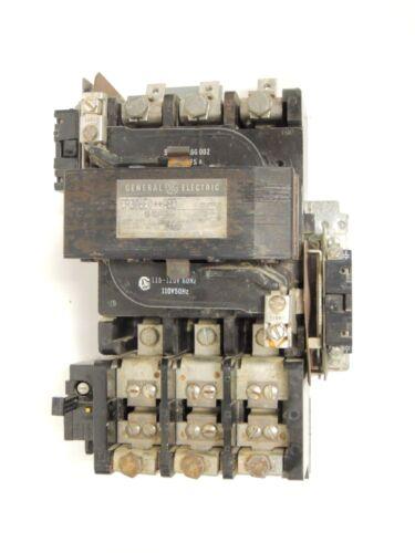 Used GE Motor Starter CR306E0  Size 3