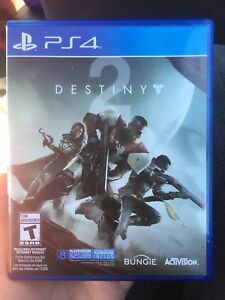 PS4 Game for Sale (Destiny 2)