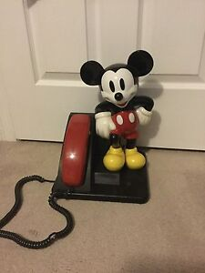 Disney Mickey Mouse Phone