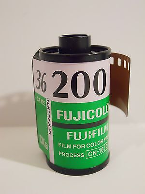 10 Rolls Fujifilm Fujicolor C200  36 Exp Color Print 35mm Film Fuji   2017