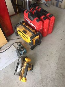 Tradie garage sale - tools and building supplies and more Langwarrin Frankston Area Preview