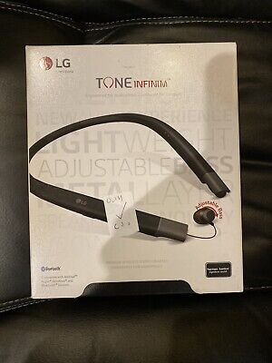 LG TONE INFINIM HBS 920 Premium Bluetooth Wireless Stereo Headset Black