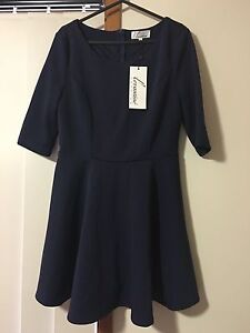 Navy dress Forbes Forbes Area Preview