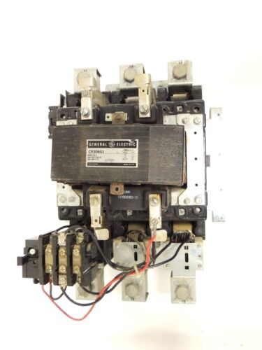 Used GE Motor Starter CR306G1 Size 5