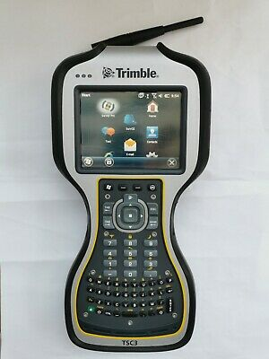 Trimble Tsc3 With 2.4ghz Robotic Fieldcontroller Survey Pro 6.6 Gnss Gps Glonass