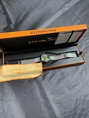 Stuhrling Automatic Skeleton Watch