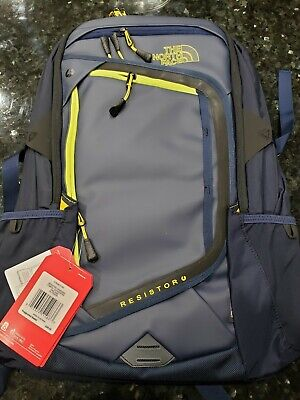 The North Face Resistor Charged Backpack New w Tags