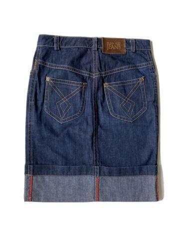 Jupe en jean plein sud jeans vintage 1990's - taille 36