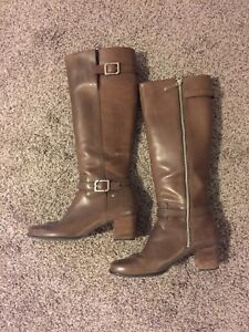 Rockport Leather Boots Size 9M