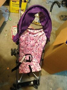 Purple and pink umbrella stroller  OBO