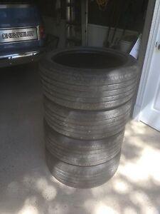 "19"" tires"