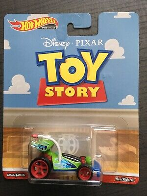 HOT WHEELS PREMIUM SERIES DISNEY PIXAR TOY STORY RC CAR