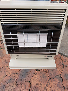 Banksia natural gas heater Bass Hill Bankstown Area Preview