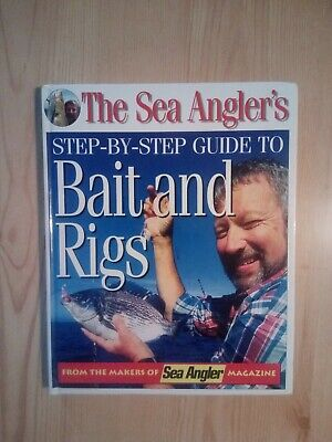 SEA FISHING BOOK - BAITS, RIGS, KNOTS, TOP BAITS, TECHNIQUES, HOW TO USE THEM