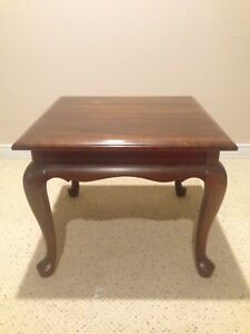 Gibbard Solid Cherry Side Tables (2)