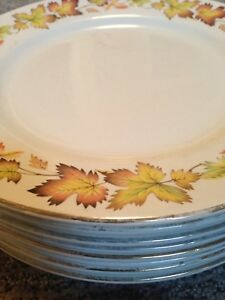 Vintage Maple Leaf China