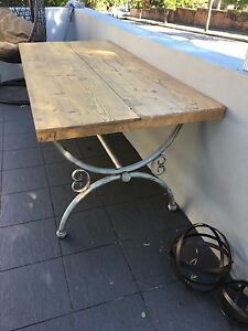 Dining table Marrickville Marrickville Area Preview