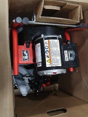 Ridgid 52363 K-400 Drain Cleaning Drum Machine 115 Volt
