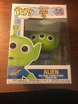 Funko Pop! Disney #525 Toy Story 4 Alien Pixar Pop Vinyl Figure