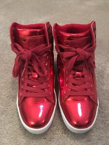 Pastry Hip Hop Shoes - RED