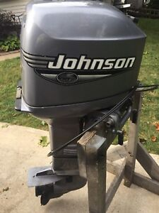 How To Make A 25 Hp Johnson Faster