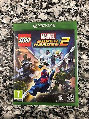 Microsoft Xbox One-LEGO MARVEL SUPERHEROES 2  GAME NEW!!!