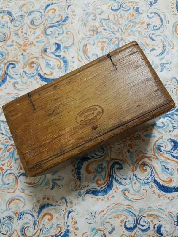 1889 Patented Sewing Box February 19th