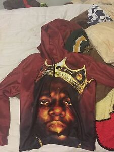 Brand new never worn biggie sweater 40 obo