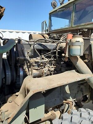 Cummings Diesel Engine 855 Ci Low Mileage Military Take Out 240 Hp Strong.