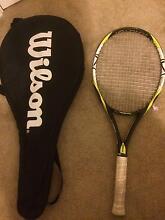 selling a tennis racket Perth CBD Perth City Preview