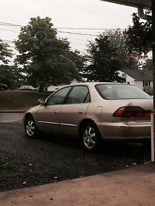 2000 Honda Accord 5 speed