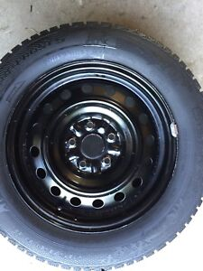 4 Gislaved Nord Frost 5 Snow tires/rims