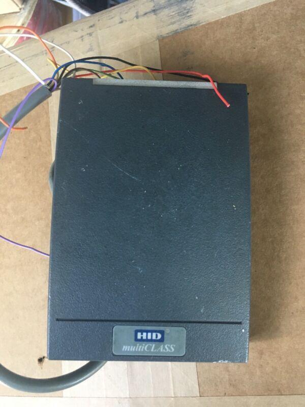 HID multiCLASS Proximity Card Reader RP40 RP40CGNN