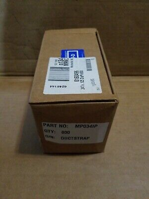 Ramset Mp034ip 34l X .125 Dia. Mechanical Fuel Pin Pack 800 Pins 1 Fuel Cell