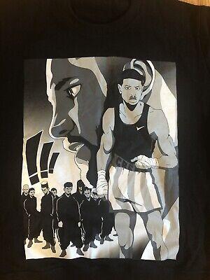 ih nom uh nit Size Medium Black Crew Sweatshirt Creed Brand New With Tags