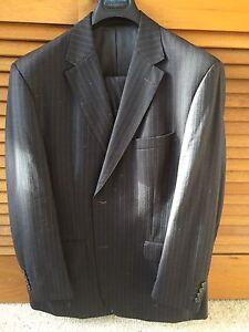 Luxury 'Anthony Squires' Business Suits Wollstonecraft North Sydney Area Preview