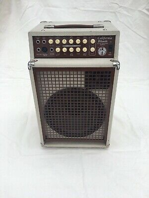 """SWR California Blonde 200w 2-Channel 1x12"""" Acoustic Guitar Combo"""