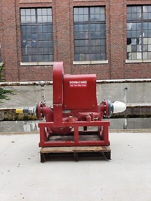 Penn Valley Pump Model 4d.d 230460 Serial 91b75 Slurry Sludge Pump