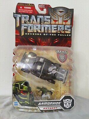 Hasbro Transformers Revenge of the Fallen AUTOBOT Armorhide NEST GLOBAL ALLIANCE