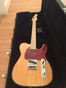 Three guitars and an amp for sale