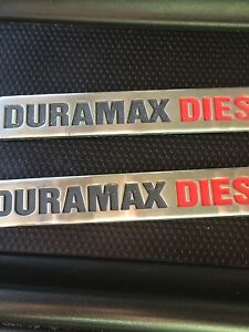 2001-2005 Duramax Badges / Emblems