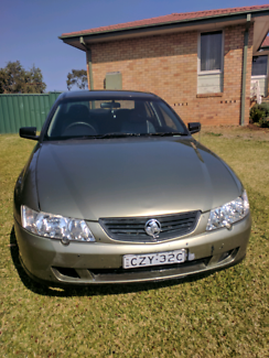 2003 vy commodore