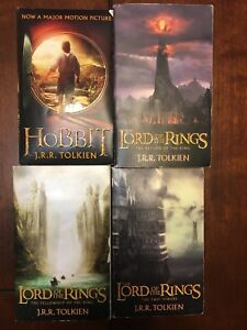 Lord of the Rings all books & The Hobbit
