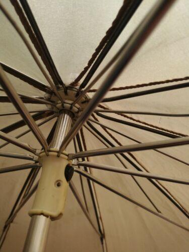 Parapluie femme rétractable vintage particulier de collection