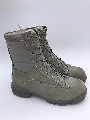 Bates Ranger 2 Hot Weather Composite Toe Boots Mens Size 8 X-Wide Sage Green Hot Weather Sage Green